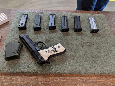 The Gun School – Firearms Courses | Handguns & Long guns